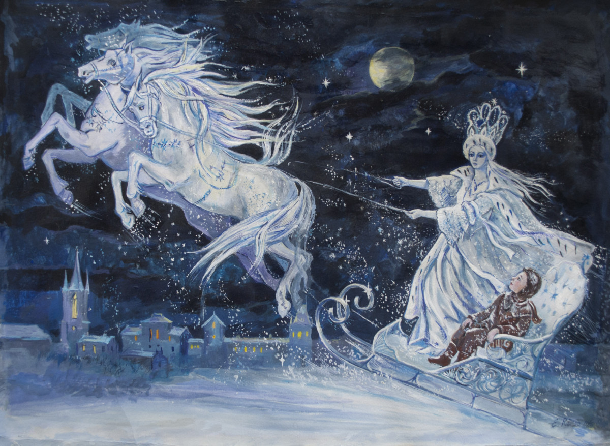 Elena Ringo, The Snow Queen